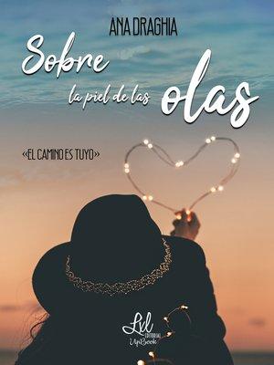 cover image of Sobre la piel de las olas