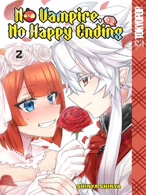 cover image of No Vampire, No Happy Ending, Volume 2