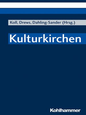 cover image of Kulturkirchen