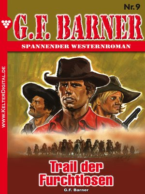 cover image of G.F. Barner 9 – Western