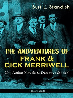 cover image of The Adventures of Frank & Dick Merriwell