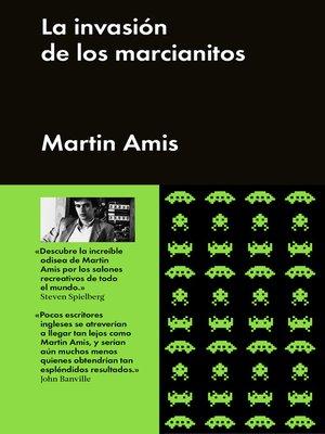 cover image of La invasión de los marcianitos