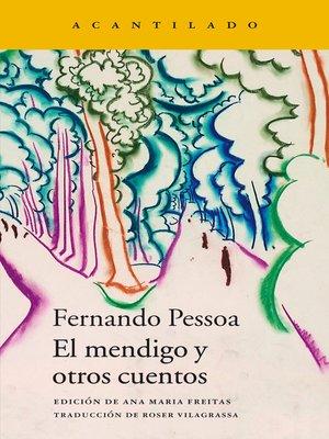 cover image of El mendigo y otros cuentos