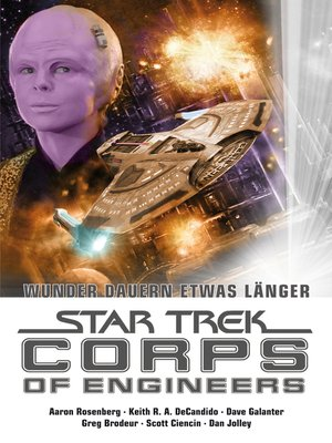cover image of Star Trek--Corps of Engineers Sammelband 3