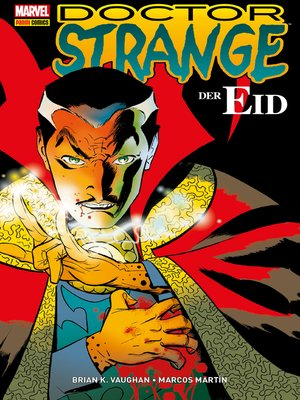 cover image of Doctor Strange--Der Eid