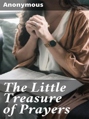 cover image of The Little Treasure of Prayers
