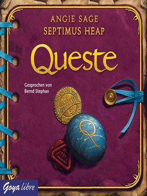 cover image of Septimus Heap. Queste