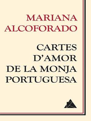 cover image of Cartes d'amor de la monja portuguesa