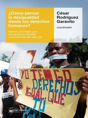 cover image of ¿Cómo pensar la desigualdad desde los derechos humanos?