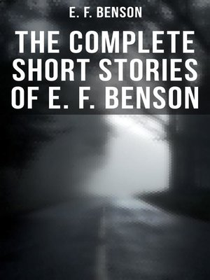 cover image of E. F. Benson