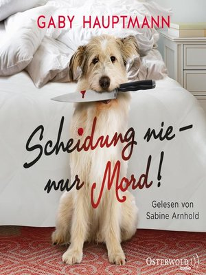 cover image of Scheidung nie – nur Mord!
