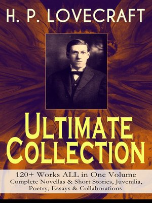 cover image of H. P. Lovecraft – Ultimate Collection