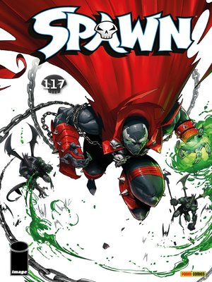 cover image of Spawn, Band 117