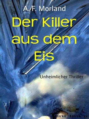 cover image of Der Killer aus dem Eis