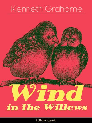 cover image of Wind in the Willows (Illustrated)