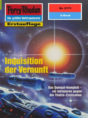 cover image of Perry Rhodan 2171