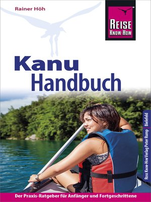 cover image of Reise Know-How Kanu-Handbuch