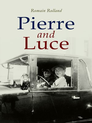 cover image of Pierre and Luce
