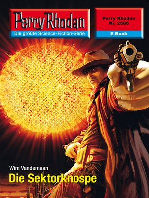 cover image of Perry Rhodan 2586
