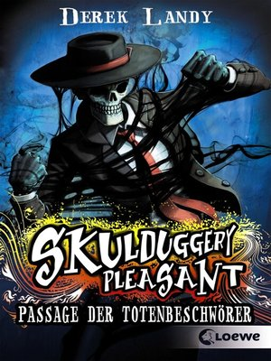 cover image of Skulduggery Pleasant 6--Passage der Totenbeschwörer