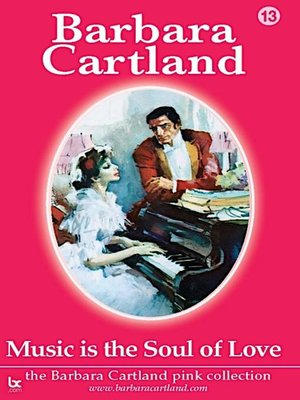 cover image of Music Is the Soul of Love