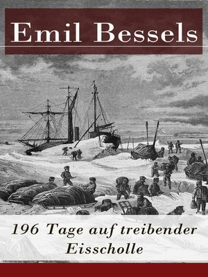 cover image of 196 Tage auf treibender Eisscholle