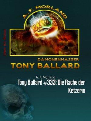cover image of Tony Ballard #333