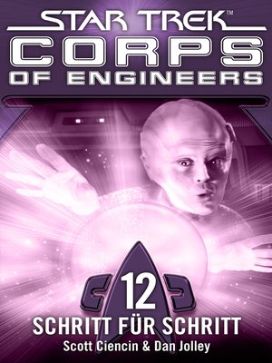 cover image of Star Trek--Corps of Engineers 12