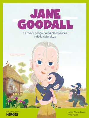 cover image of Jane Goodall