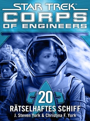 cover image of Star Trek--Corps of Engineers 20