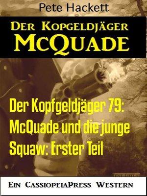 cover image of Der Kopfgeldjäger 79