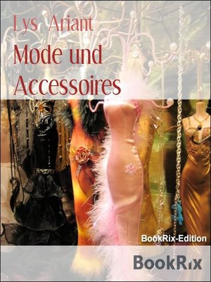 cover image of Mode und Accessoires