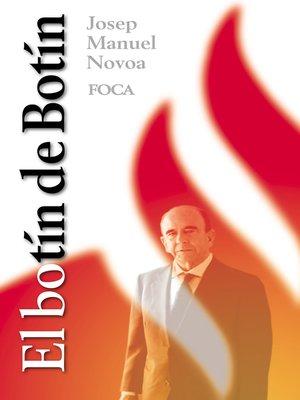 cover image of El botín de Botín