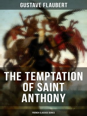 cover image of The Temptation of Saint Anthony (French Classics Series)