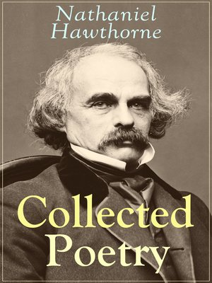 cover image of Collected Poetry of Nathaniel Hawthorne