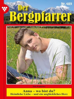 cover image of Der Bergpfarrer (ab 375) 489 – Heimatroman