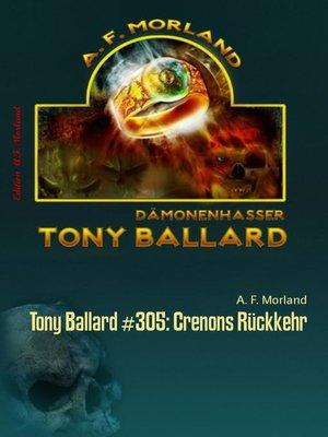cover image of Tony Ballard #305