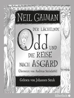 cover image of Der lächelnde Odd und die Reise nach Asgard