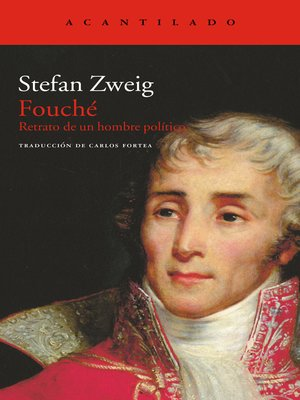 cover image of Fouché