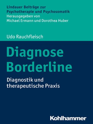 cover image of Diagnose Borderline