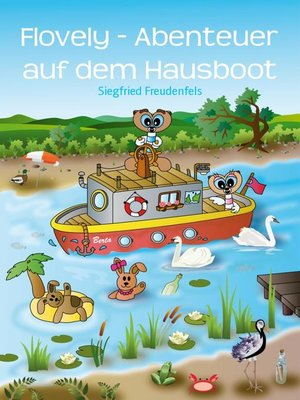 cover image of Flovely--Abenteuer auf dem Hausboot
