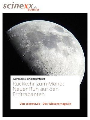 cover image of Rückkehr zum Mond