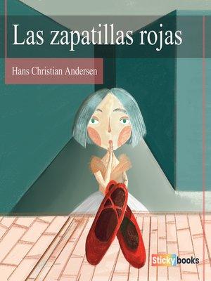 cover image of Las zapatillas rojas