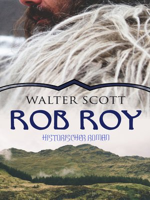 cover image of ROB ROY (Historischer Roman)