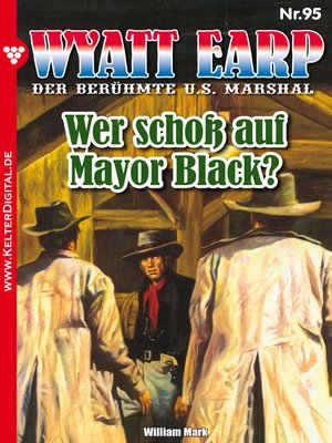cover image of Wyatt Earp 95 – Western