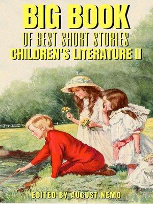 cover image of Big Book of Best Short Stories--Specials--Children's literature 2