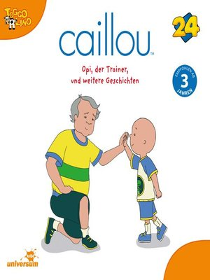cover image of Caillou--Folgen 260-268