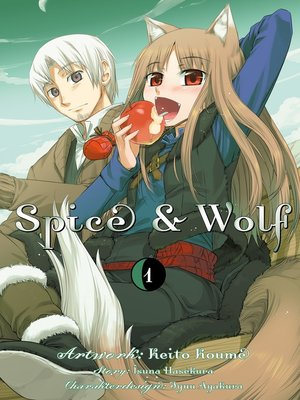 cover image of Spice & Wolf, Band 1