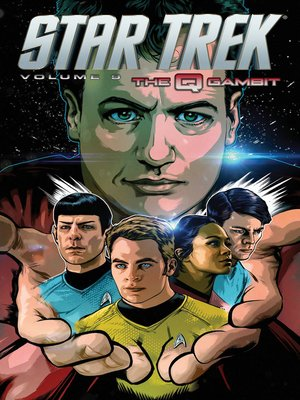 cover image of Star Trek Comicband 14