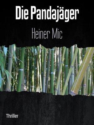 cover image of Die Pandajäger